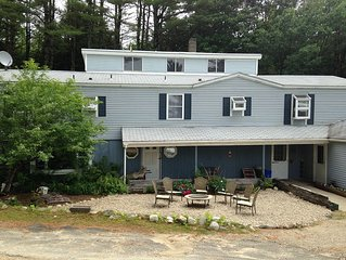 Affordable, Family Friendly Vacation Home In Western Maine And Sunday River Area