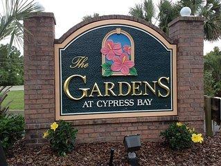 Carolina coast condo, minutes to Cherry Grove and N. Myrtle Beaches.