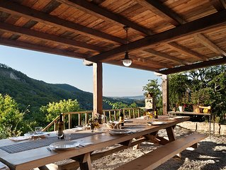 'Le Pianore' Private Villa: A Peaceful Getaway for Family, Friends, and Groups