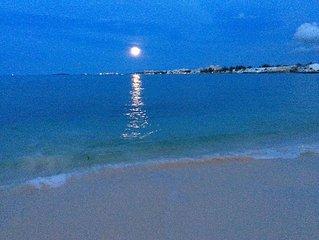 Romantic Beachfront Property