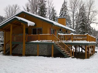Hunting, Snowmobiling, Fishing, Quading, Hiking, Snowshoeing, and More!