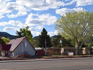 1 Room Family and Pet friendly Cabin in the heart of Cedar City, UT