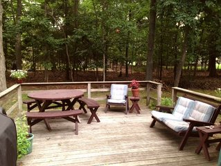 Escape to the North Fork this Summer- Cozy Cottage - Private Beach Down the Road