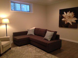 Guest Suite For Spruce Meadows and Calgary Vacationers!