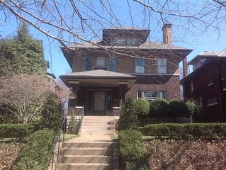 Historic Home for Rent for Derby and other occasi