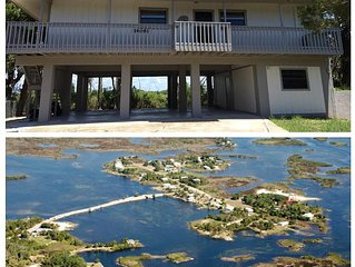 Crystal River, Ozello Island House.