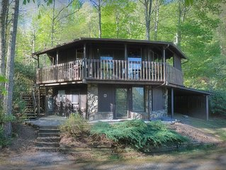 Very Special Mountain Retreat!