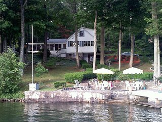 Candlewood Lake house rental  (Lattins Cove, Danbury)