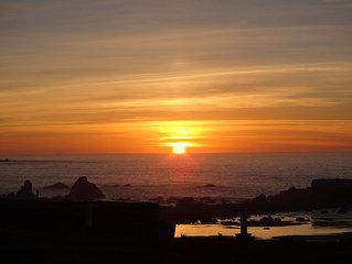Sunset Cottage By The Sea. Pet Friendly. Gold Beach,OR