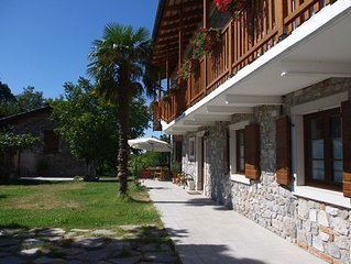 Ispiring guest house for unforgettable holidays!