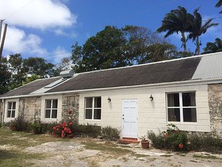 Spacious Plantation Vacation Property on the Grounds of Clifton Hall Great House