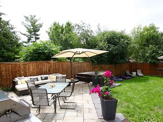 Beautiful 3 Bedroom Home in the Heart of Canada's Capital