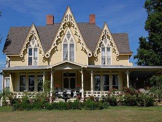 A Victorian Dream Home