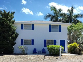 Private Beach Cottage On The North End Of LBK. 2 Bedrooms 1 Bath On 2nd Floor