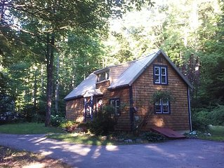 Critter's Cabin On Lake Winnipesaukee