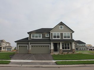 Ryder Cup Rental-Brand New Construction, Sleeps 8 And Only 4.2 Miles From Course