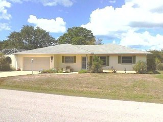 Fully Furnished Venice Florida Vacation Home With Pool