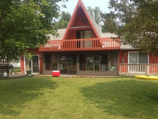 Unique Home at Coldwater Lake
