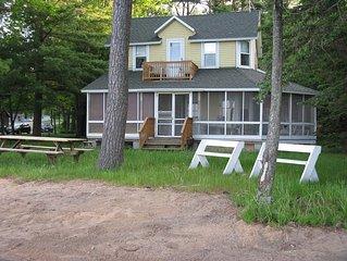 Mielke Cottage - Shawano Lake