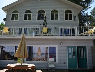 New Listing - Large Beautiful West Shore Home/Cottage On Higgins Lake