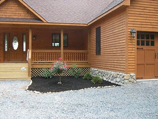 Adirondack Park, Large Comfortable Home with Amazing Views