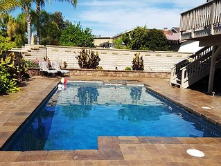 Pool Home Centrally Located To Southern California Fun