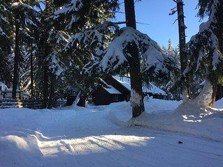 Explore Lake Easton Park Or Ski Summit At Snoqualmie Just 16 Miles Away