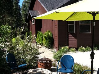 Mountain Paradise in Plumas Pines, Family-Friendly, Near to Dine, Hike and Golf