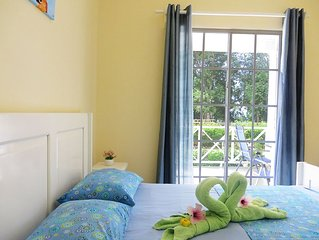 Sunhill Villa - Caribbean Country Home, amazing sea view, 10 min. from the beach