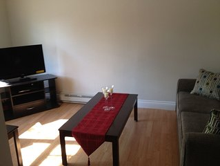 1 Bedroom Suite With Downtown Convience