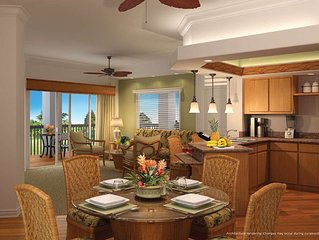 Wyndham Bali Hai Villas Condo Resort. Fully Furnished 2Br 2Ba Gourmet Kitchen