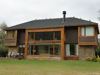 Beautiful House On Golf Course In Bariloche, Arelauquen Country Club, Patagonia