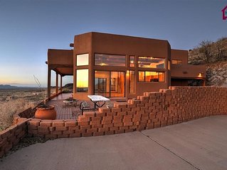 Executive Home With Endless Views In Soledad Canyon!