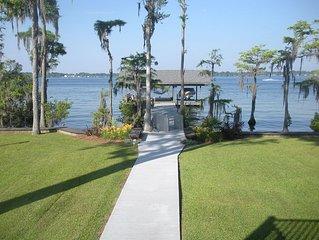 Beautiful Lakefront Home At White Lake NC
