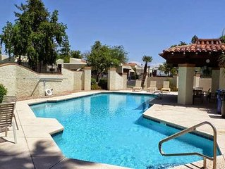Luxury Rental-Swimming pool-Garage,Furnished with bedding, utensils