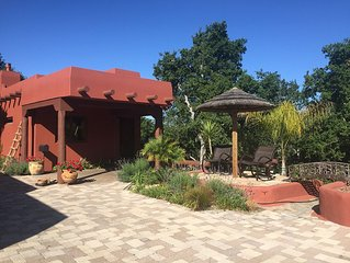 Wine Country Getaway at 3 acre Hacienda