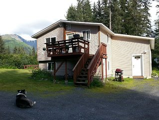 Tiehacker Lodging is the perfect place to relax and enjoy the beauty of Alaska!