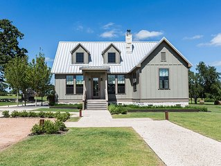Perfect Family Getaway! Ranch Situated On 160 acres, Short Drive to Round Top!