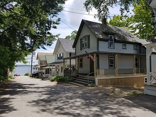 3 Bedroom 1901 Weirs Beach Cottage