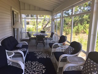 Original Cottage On the Beach. Pet friendly -Great for Families.