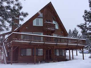Newly Remodeled Mountain Ski Home With Beautiful Views