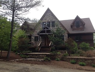 Excellent - Moutain Top - Post + Beam Retreat