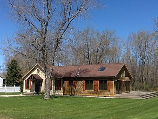 PERCH in Three Oaks: An Easy Vacation in a Lovely Setting