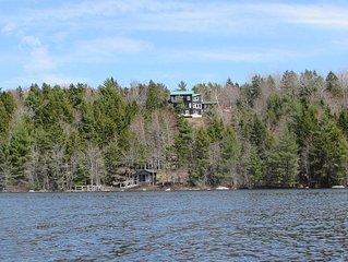 The Eagle's Nest  on Minamkeak Lake