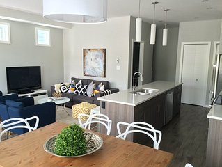Brand New 3 BDM Townhouse min from downtown.