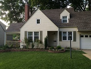 Cozy, Charming Home in Heart of KC