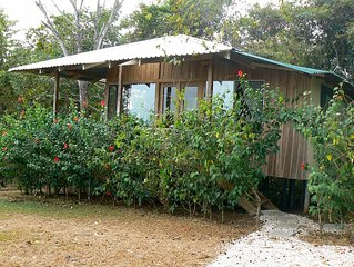 Agua Vista Bamboo Bungalow, Ocean Views,Waterfalls, Jungle, Wildlife