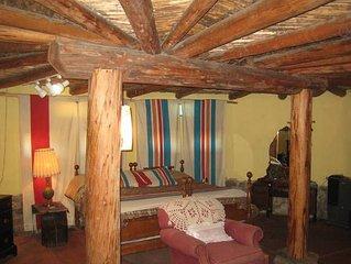 Historic Homestead in Ojo Caliente, Near The Hot springs, Santa Fe, Taos