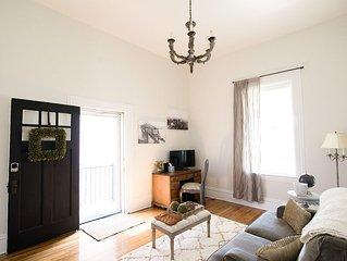Charming Historic Suite in Downtown Jefferson City Missouri