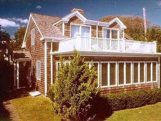 Beautiful Montauk Ocean View Beach Cottage